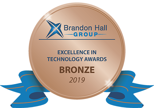 Brandon Hall 2019 Award